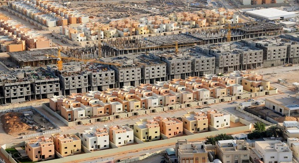 مجموعة مستثمرين سعوديين يبدأون شركة عقارية الجديدة