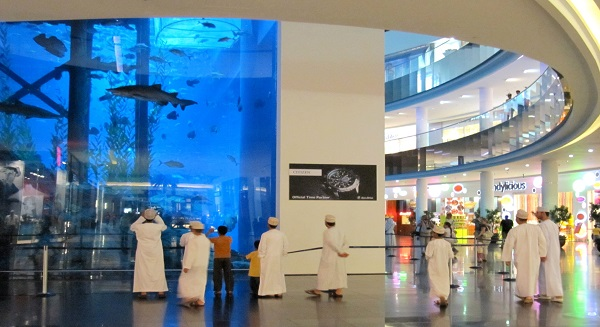 Dubai Mall 'world's most-visited destination'