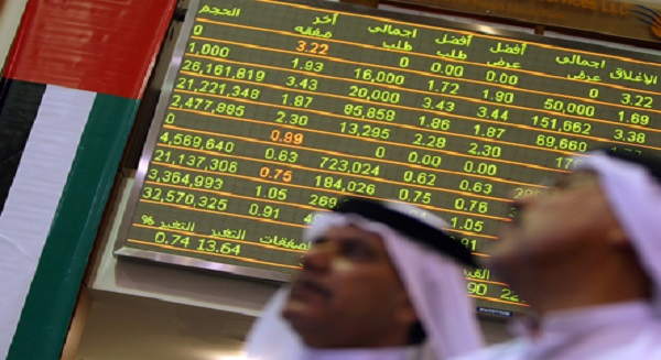 Fed tapering leads to volatility on Dubai share