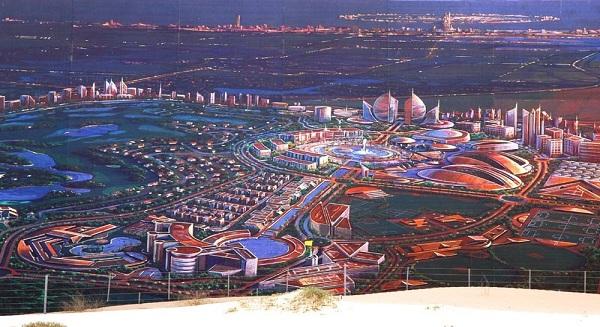 «المزايا» تبيع كامل مشروع دبي لاند
