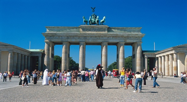 Gulf travellers to Germany hit all-time record in 2013