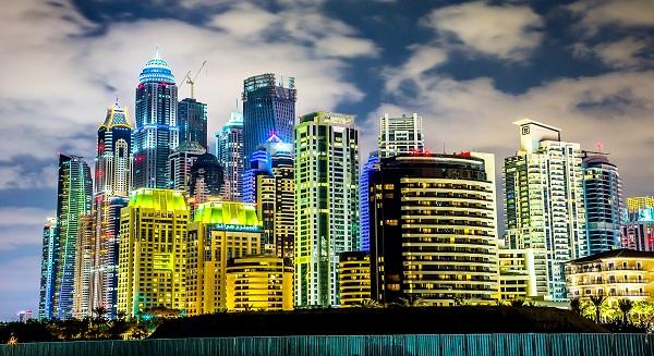 الاستثمارات العقارية في دبي تنمو بنسبة 57 ٪ في الربع الاول