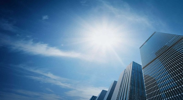 Real estate and financial services drive corporate profits growth