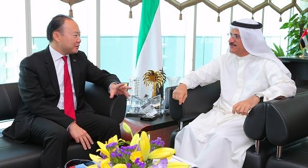 UAE and Australia discuss bilateral relations