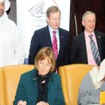 Northern Ireland firms explore Qatar trade, investment links