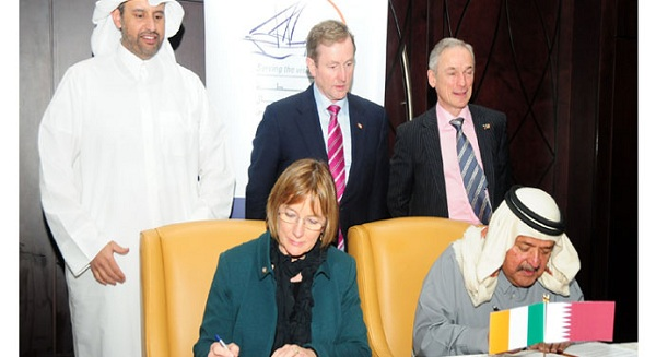 Northern Ireland firms explore Qatar trade, investment links