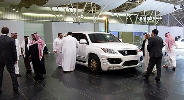 رضا العملاء عن وكلاء السيارات في السعودية يصل إلى 76٪