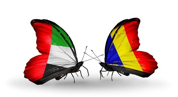 الإمارات ورومانيا يستكشفان سبل توسيع التجارة