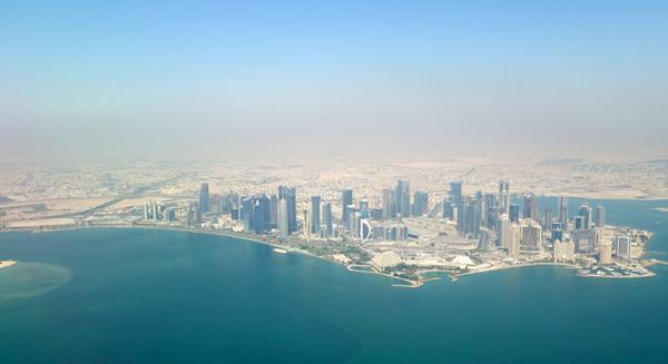 فائض قطر التجاري ارتفع بمعدل 7.8 % في أيار/مايو