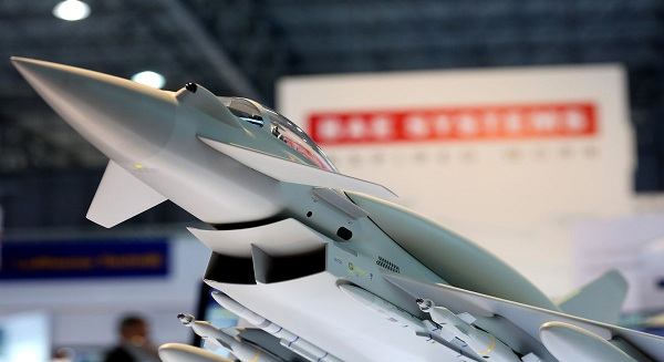 جنحة الرياض تخطط لشراء 49% من حصة BAE Systems