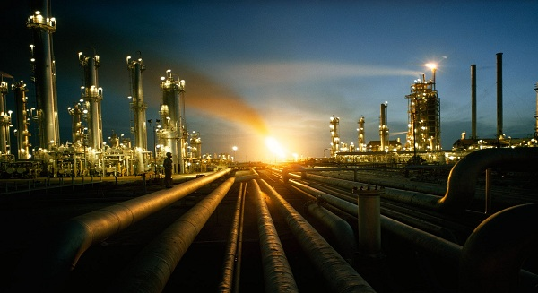 Kingdom sees modest increase in oil supply