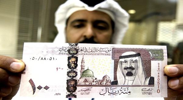 صافي الأصول الأجنبية لمؤسسة النقد السعودي 730 مليار دولار