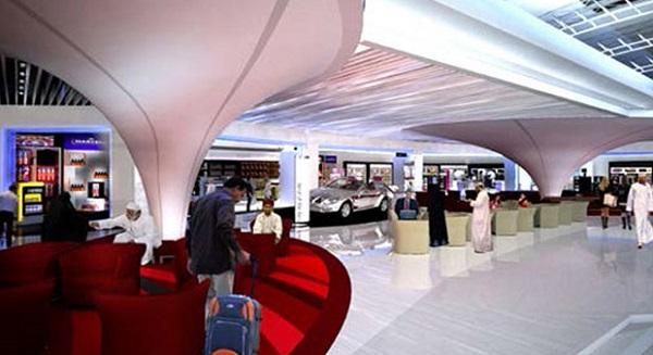 """سلطنة عمان: اختيار """"أيه تي يو توريزم """"التركية لإدارة وتشغيل السوق الحرة بمطار صلالة الجديد"""