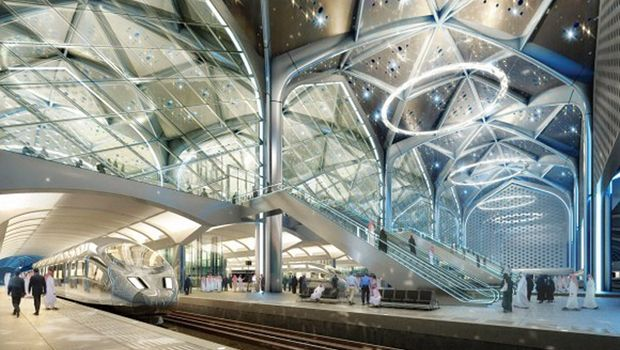 الخطوط الحديدية تدرس إنشاء خط كهربائي سريع بين الرياض والدمام