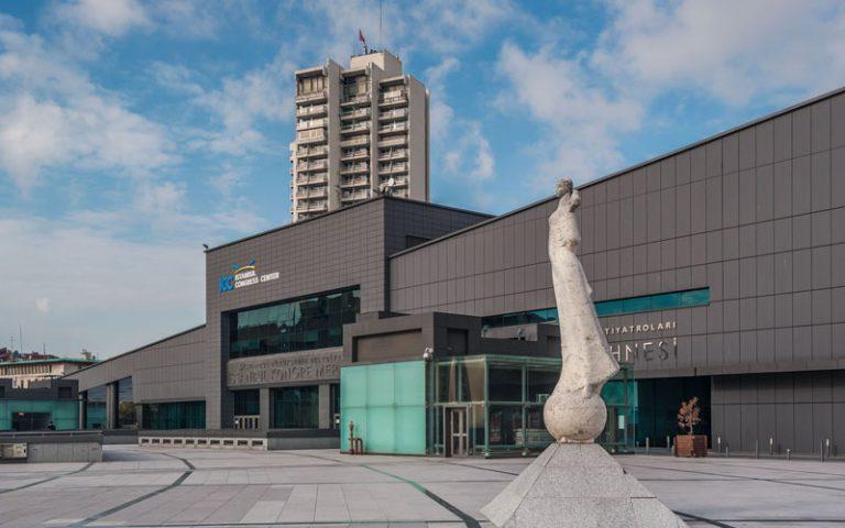مراكز الاجتماعات والمؤتمرات الخمسة الأولى في اسطنبول