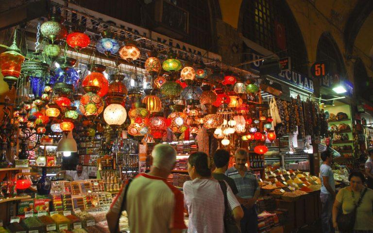 أفضل 10 أماكن للتسوق في اسطنبول