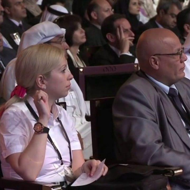 Global Islamic Economy Summit Dubai (Part 13)