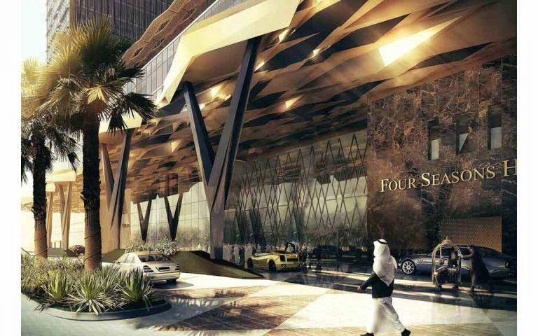 فور سيزونز تفتح الفندق الاول لها في الكويت في عام 2016