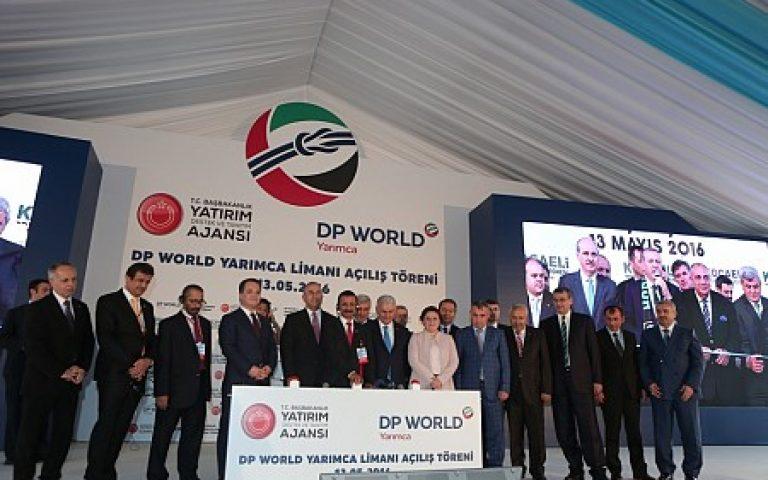 افتتحت شركة موانئ دبي العالمية ميناء جديد في تركيا