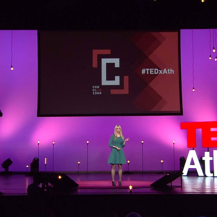 Everybody talks about capitalism — but what is it? | Kajsa Ekis Ekman | TEDxAthens