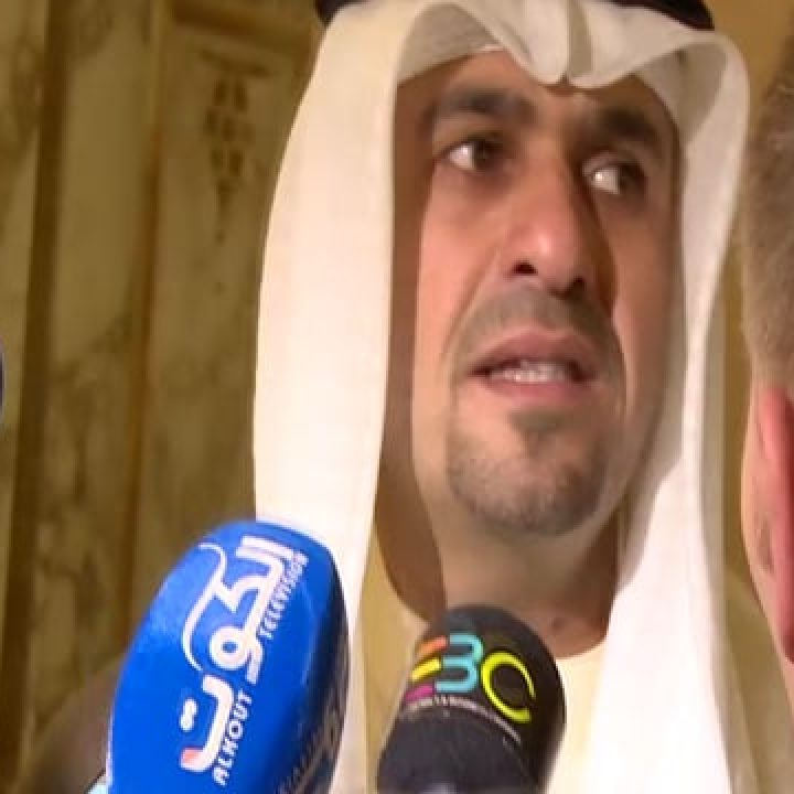 H.E. Anas Al Saleh: Low oil prices wouldn't slow the country's development plans