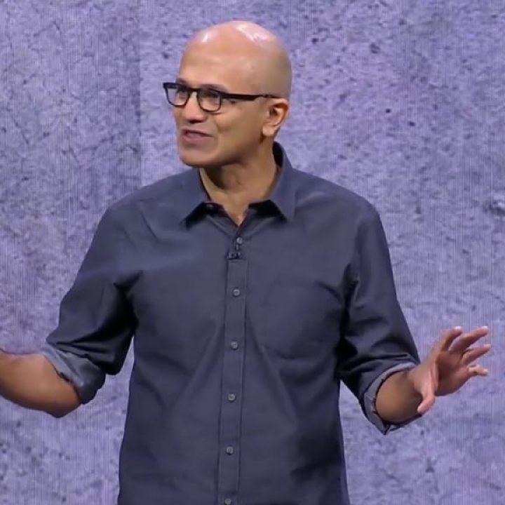 Microsoft's Satya Nadella: Judge us on value we add, not tax we pay
