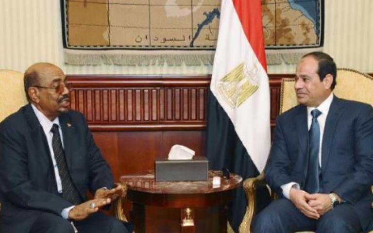 البشير: هناك محاولات لاستنساخ الربيع العربي في السودان